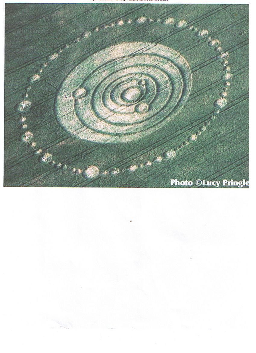 Missing Earth Crop Circle in color